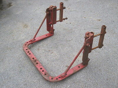 "Draw bar for a Farmall ""H""/ ""M"" and others"