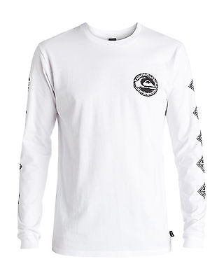 NEW QUIKSILVER™  Mens Too Many Long Sleeve T Shirt Tee Tops