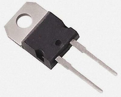 5 x Vishay VS-ETX0806-M3 Fast Rectifier Diode, 8A, 600V, 33ns, 3-Pin TO-220AC
