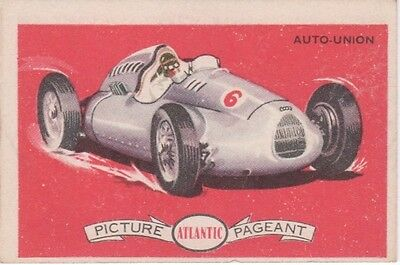 Atlantic - Racing Cars Auto Union
