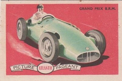 Atlantic - Racing Cars Grand Prix B.R.M.