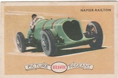Atlantic - Racing Cars Napier-Railton