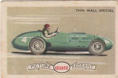 Atlantic - Racing Cars Thin Wall Special