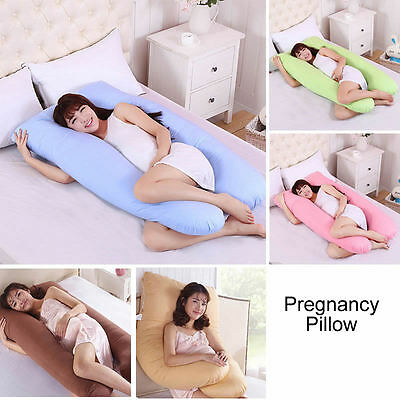 Pregnancy Pillow Nursing Maternity Sleeping Body Support Feeding Boyfriend