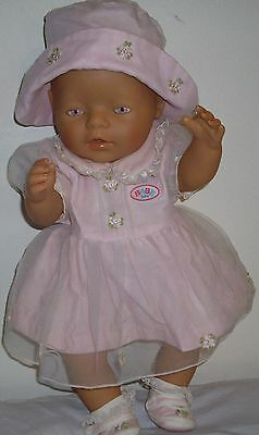 Baby Born Doll Dressed in Pink