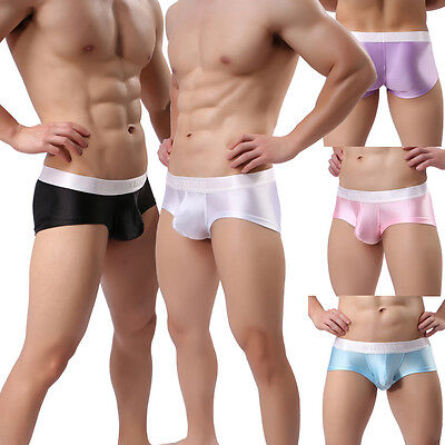 Sexy's Men's Soft Breathable Underwear Boxers Shorts Trunks Briefs