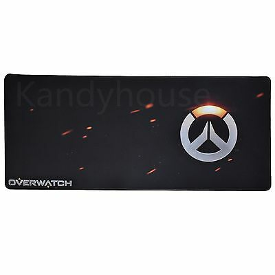 Speed Gaming Edition Mouse Pad Large Rubber Mat 70 x 30 cm For Keyboard Playmat