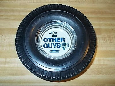 Vintage Large B. F. Goodrich Silvertown Tire Ashtray