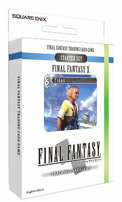 Final Fantasy Trading Card Game Starter Set Final Fantasy 10 (single unit)