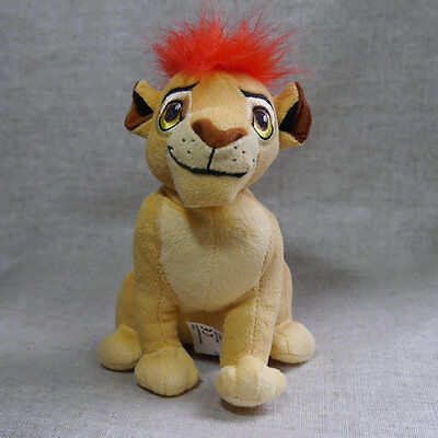 The Lion Guard Series Kion Lion with Sound Plush doll stuffed  7""