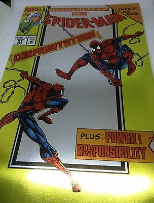 C17  The Amazing Spider-Man (Issue:51) October 1994 Marvel Comics Flip Book