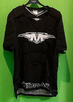 Mission Thorax Padded Shirt - Inlinehockey Schutz Shirt - Gr. L/XL - NEU