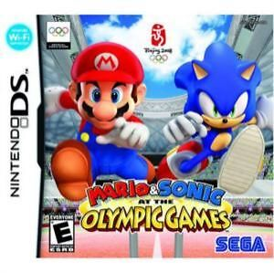 Mario & Sonic at the Olympic Games (Nintendo DS, 2008)