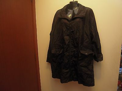 Women's / ladies jacket size 20 - Black Pepper by Breakaway