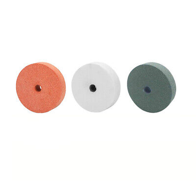 3'' 70mm Bench Grinder Grinding Wheels Disc 120 150 Grit For Metal Jewelry Stone