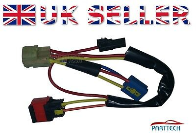 PEUGEOT 406 1996-2004 Ignition Switch Cables Wires-Barrel Plug 4162P0