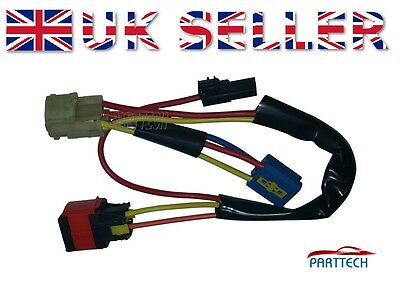 Ignition Switch Cables Wires PEUGEOT 206 406 CITROEN XSARA PICASSO  Barrel Plug