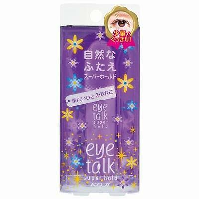 [KOJI] Eye Talk SUPER HOLD Natural Double Eyelid Glue with Y Applicator 6ml NEW
