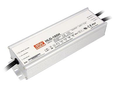 MeanWell HLG-185H-48B LED Power Supply 185W 48VDC 3.9A