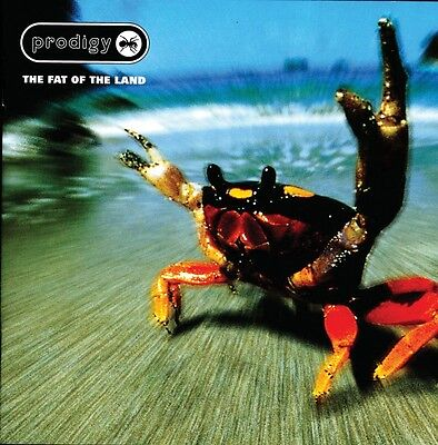 The Prodigy - Fat Of The Land VINYL LP