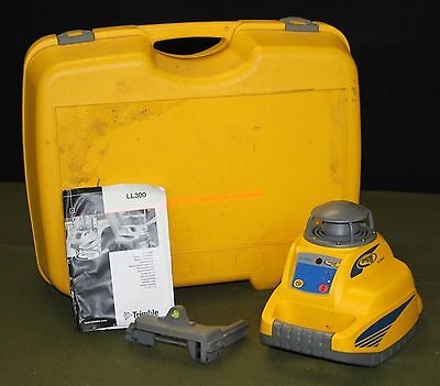 Spectra Precision Laser LL300 Self Leveling Rotary Laser Level!