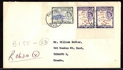 Cover & Stamps ~ SAINT CHRISTOPHER NEVIS ANGUILLA ~ 1977