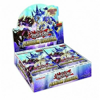 Yugioh! Pendulum Evolution Display (versand 21.6.2017)