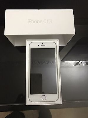 Apple Iphone 6S - 16Gb - Space Grey (Unlocked) Mint Condition -