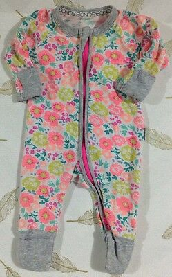 Bonds Wondersuit Zippy Baby Girls Newborn
