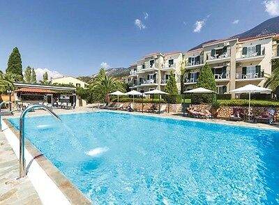 Holiday for one to Kefalonia 1st June 2017 - one week, includes name change fee