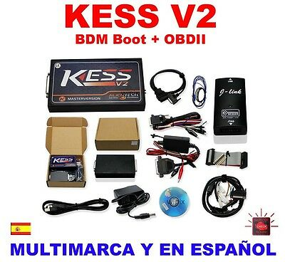 KESS v2.15 Tuning Kit Master Version No Token Limited ECU Chip ULTIMA VERSION