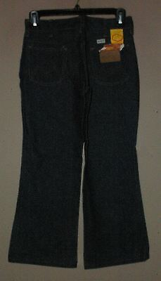 New With Tags Vintage Boys MAVERICK Jeans Size 8 Husky 26 x 22 Automaticks USA