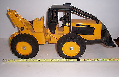 Large Size Toy John Deere Tractor/ Dozer/ Tow Attachment