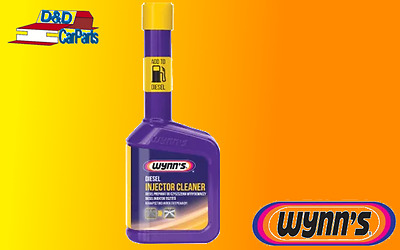 WYNNS Injector Cleaner for diesel  fuel quality and combustion 51672 325ML