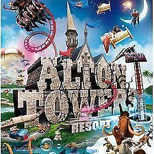 Alton Towers Tickets  - SUNDAY 6TH  August 2017  SCHOOL HOLIDAYS #Save £££'s