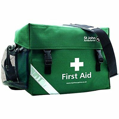 Bag First Aid Emergency Medical Responder Survival Outdoor Sports Travel Empty