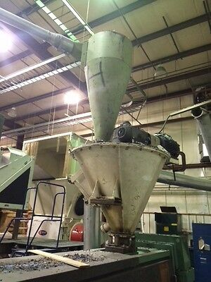 "Used- NRM 6"" Single Screw Extruder  Approximate 32 to 1 ld with 400 hp DC motor."