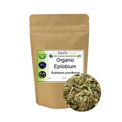 Organic Epilobium Willow Herb Tea Best Quality Naturopathically Prepared