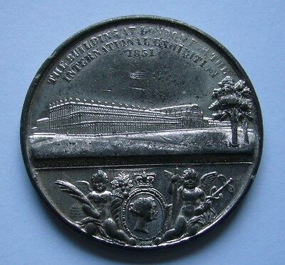 Great Britain, Great Exhibition 1851, London Exposition Medal