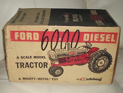 Ford 6000 Box Only Diesel Tractor