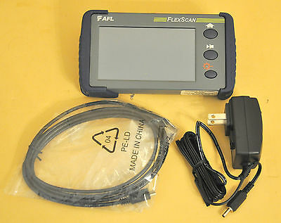 New AFL FlexScan 1310/1550nm Fiber OTDR FS200 Power Meter WiFi FS200-100 Noyes