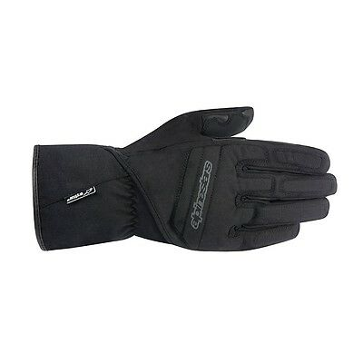 Alpinestars SR-3 Drystar® Mens Winter Motorcycle Gloves Full Length Waterproof