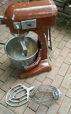 20 qt Hobart commercial mixer A-200 with bowl and attachments LOCAL PICKUP ONLY