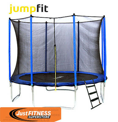 Jumpfit 12Ft Classic Trampoline Outdoor Fun Fitness For Adults & Kids