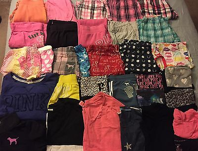 Huge Lot Of 32 Items! Victoria's Secret and VS Pink! Sizes Xsmall and Small