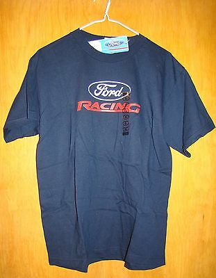 Ford Racing Youth Short Sleeve T-Shirt - Size XL