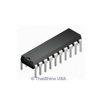 1 x AT89C2051-24PU 89C2051 MICROCONTROLLER IC - USA SELLER - FREE SHIPPING