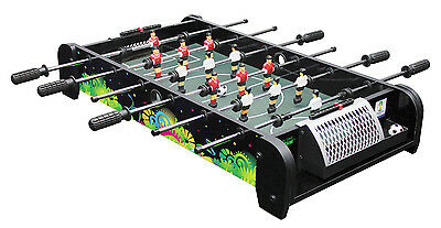 New Foosball Soccer Table Top Game FIFA World Cup 83cm Playing Area