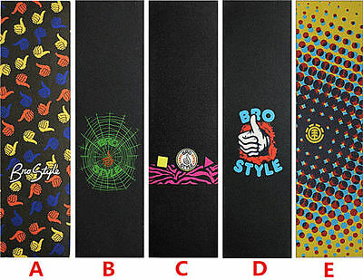 Skateboard Longboard Grip Tape Deck Sandpater Griptape Sticker Wear-resistant
