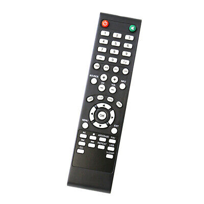 New Remote Control for Element TV ELEFW40C ELEFW605 ELEFW504A ELEFW408 ELEFW328